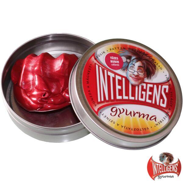 Intelligens Gyurma, tüzes rubin