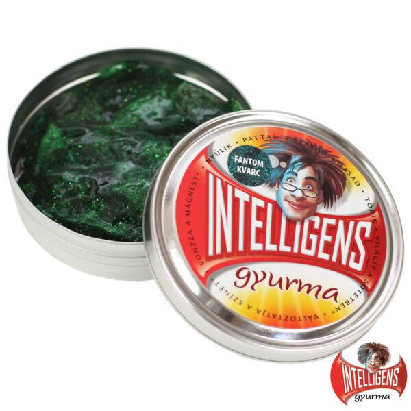 Intelligens Gyurma Fantom kvarc
