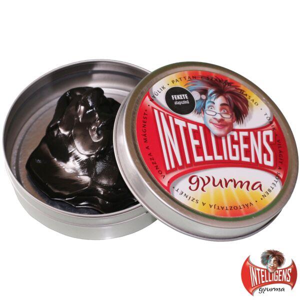 Intelligens Gyurma, fekete
