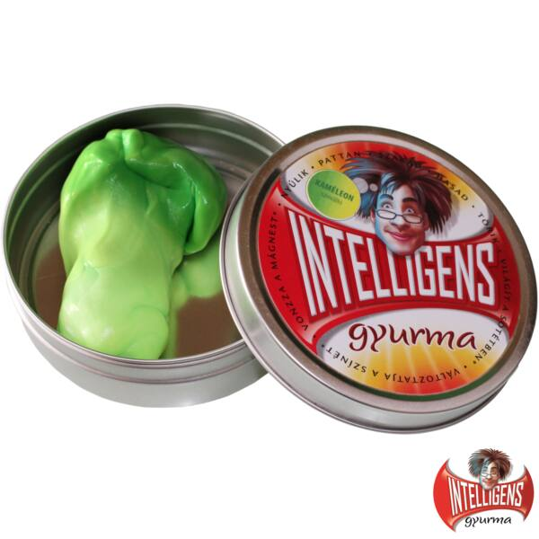Intelligens Gyurma, kaméleon