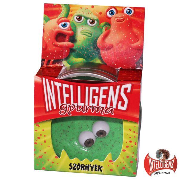 Intelligens Gyurma Szörnyek, zöld