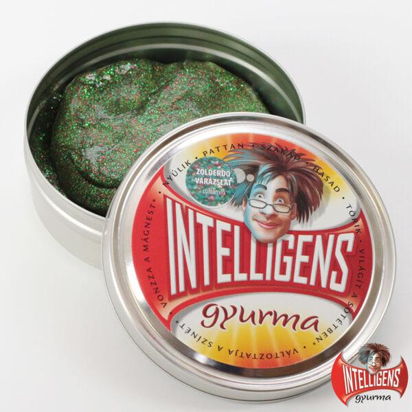 Intelligens Gyurma, zölderd? varázslat